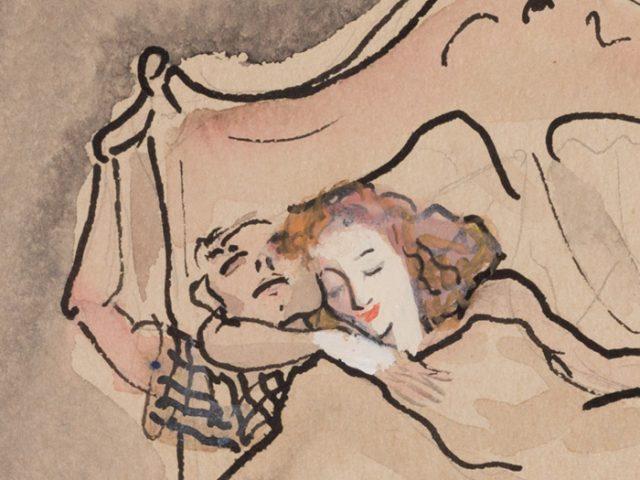 MARITAL MILESTONES #1 1935
